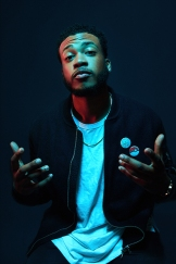 Rap artist CAMM photographed by Nashville based photographer Rob Crosby