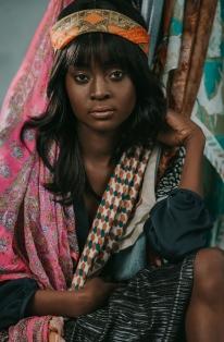 Omot Abella photographed by Nashville based photographer Lauren Athalia