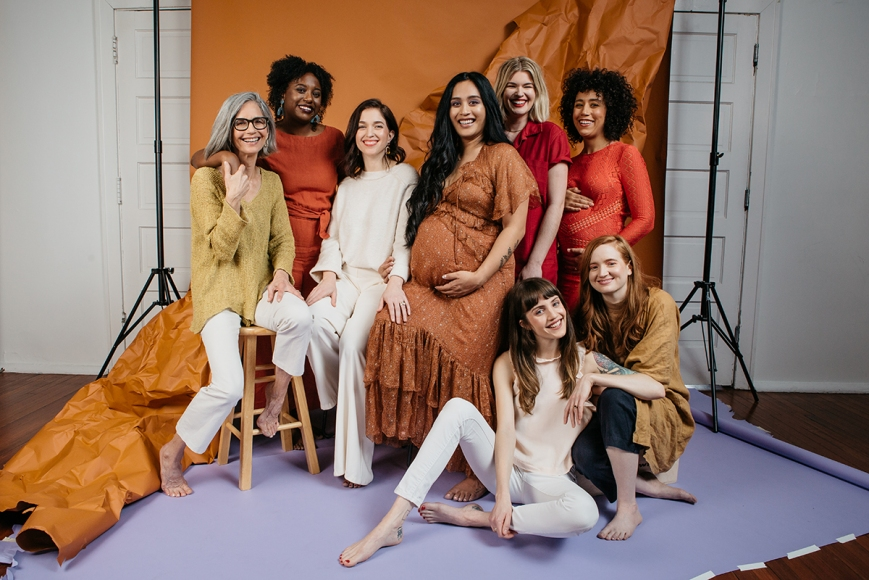 Nashville photographer Ashtin Paige celebrates International Women's Day 2019 with an empowering portrait session.