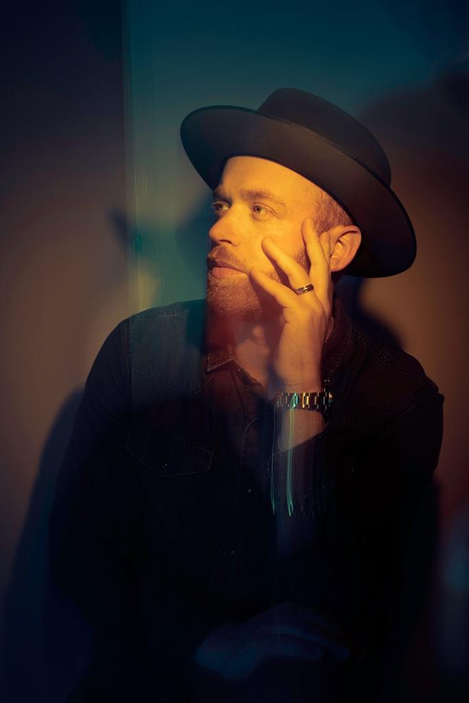 Nashville based portrait and fashion photographer, Eden Lauren, photographs singer/songwriter Sam Tinnesz
